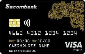 Sacombank Visa Infinite