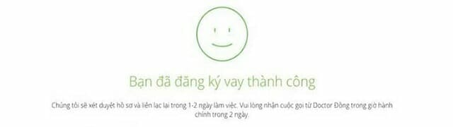 dang ky doctor dong thanh cong
