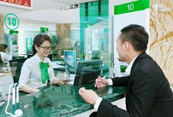 Đăng ký mở thẻ tín dụng Vietcombank tại chi nhánh