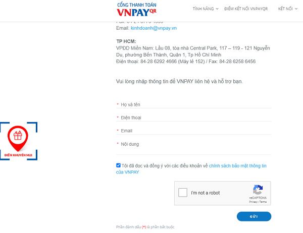 Đăng ký VNPAY và tạo mã QR dễ dàng cho cửa hàng