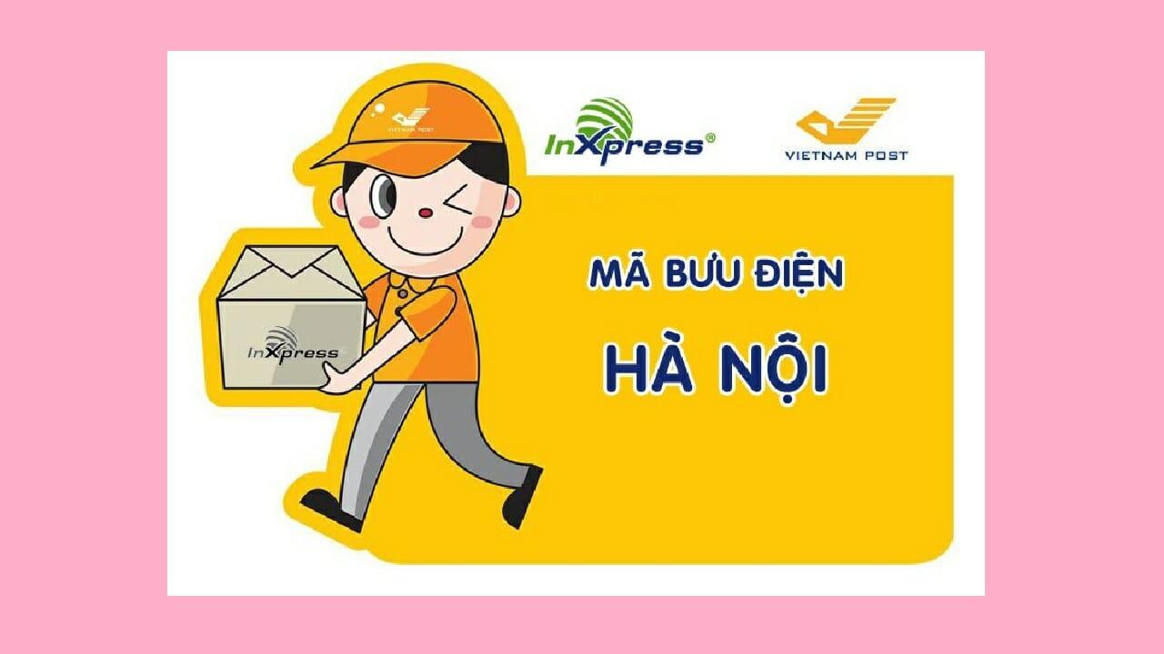 Mã bưu điện - ZIP code Hà Nội mới nhất