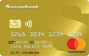 MasterCard Sacombank