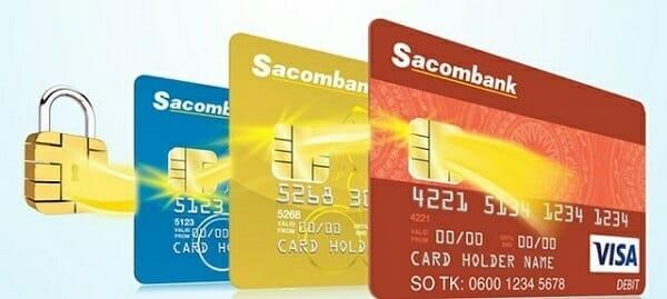 Thẻ tín dụng Sacombank