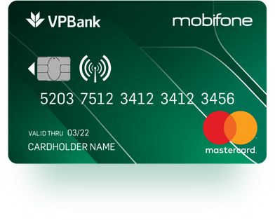 Thẻ tín dụng VPMobi Classic