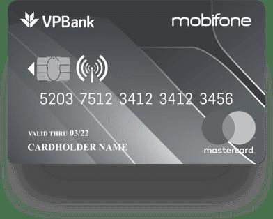 Thẻ tín dụng VPMobi Platinum