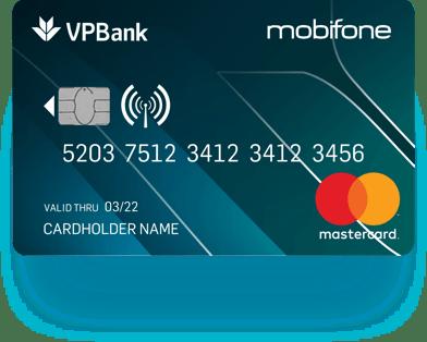 Thẻ tín dụng VPMobi Titanium
