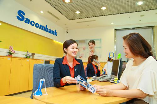 Vay tiêu dùng nhanh Sacombank