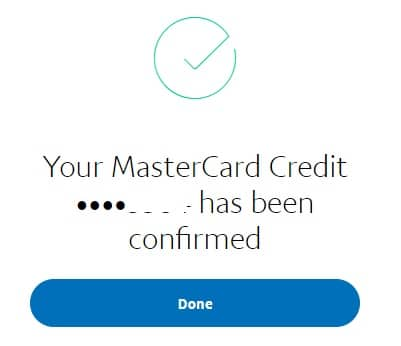 Xác thực Verify tài khoản Paypal