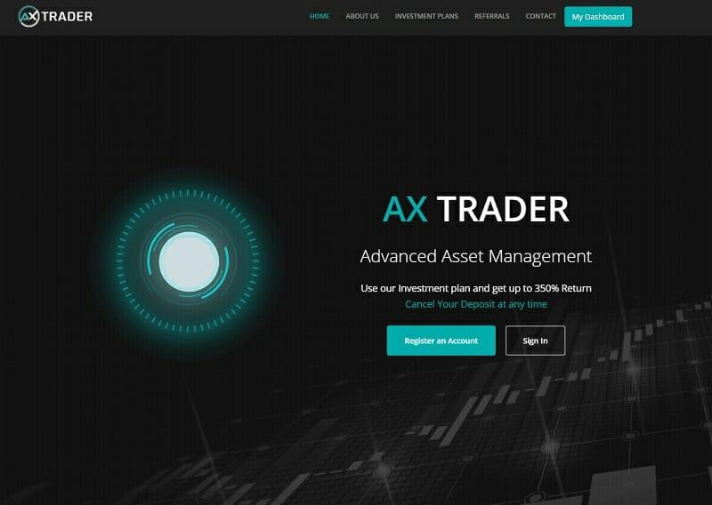 Ax trader là gì?