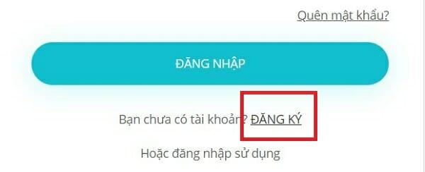Hướng dẫn đăng ký tài khoản Nami Exchange