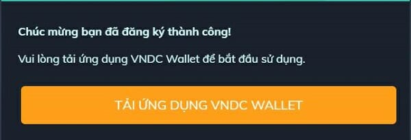Hướng dẫn đăng ký tài khoản VNDC