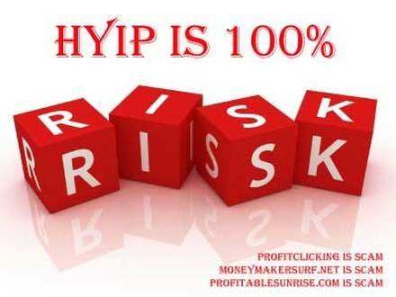 Dấu hiệu các site Hyip scam