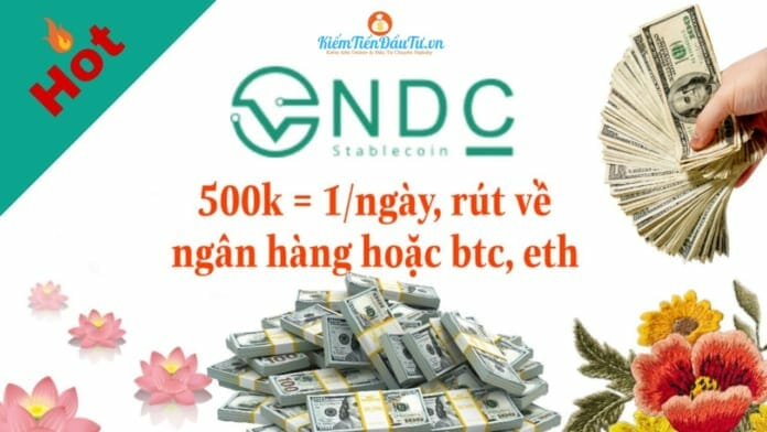 Hướng dẫn kiếm tiền VNDC