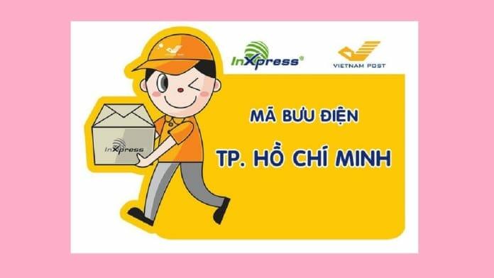 Mã bưu điện - ZIP code TP HCM mới nhất