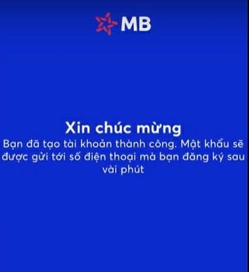 Hướng dẫn tạo tài khoản thanh toán trên APP Mb Bank