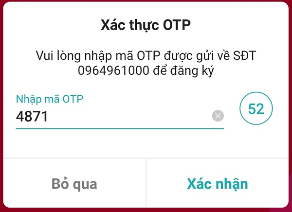Hướng dẫn đăng ký tài khoản ViettelPay